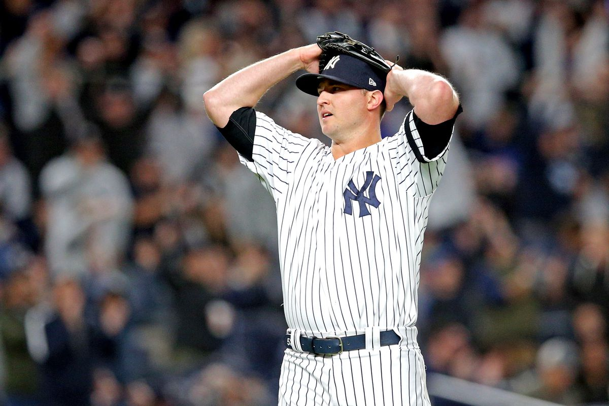 Can the Yankees pen keep pace with the Astros' aces?