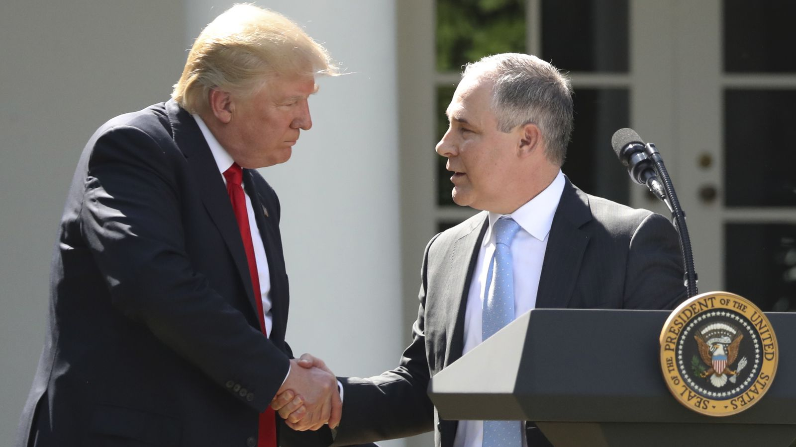 Trump and Pruitt are the biggest threat to the EPA in its 47 years of existence