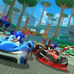 <em>Sonic Racing</em>