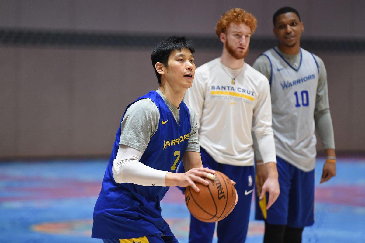 2021 NBA G League All Access - Santa Cruz Warriors Practice