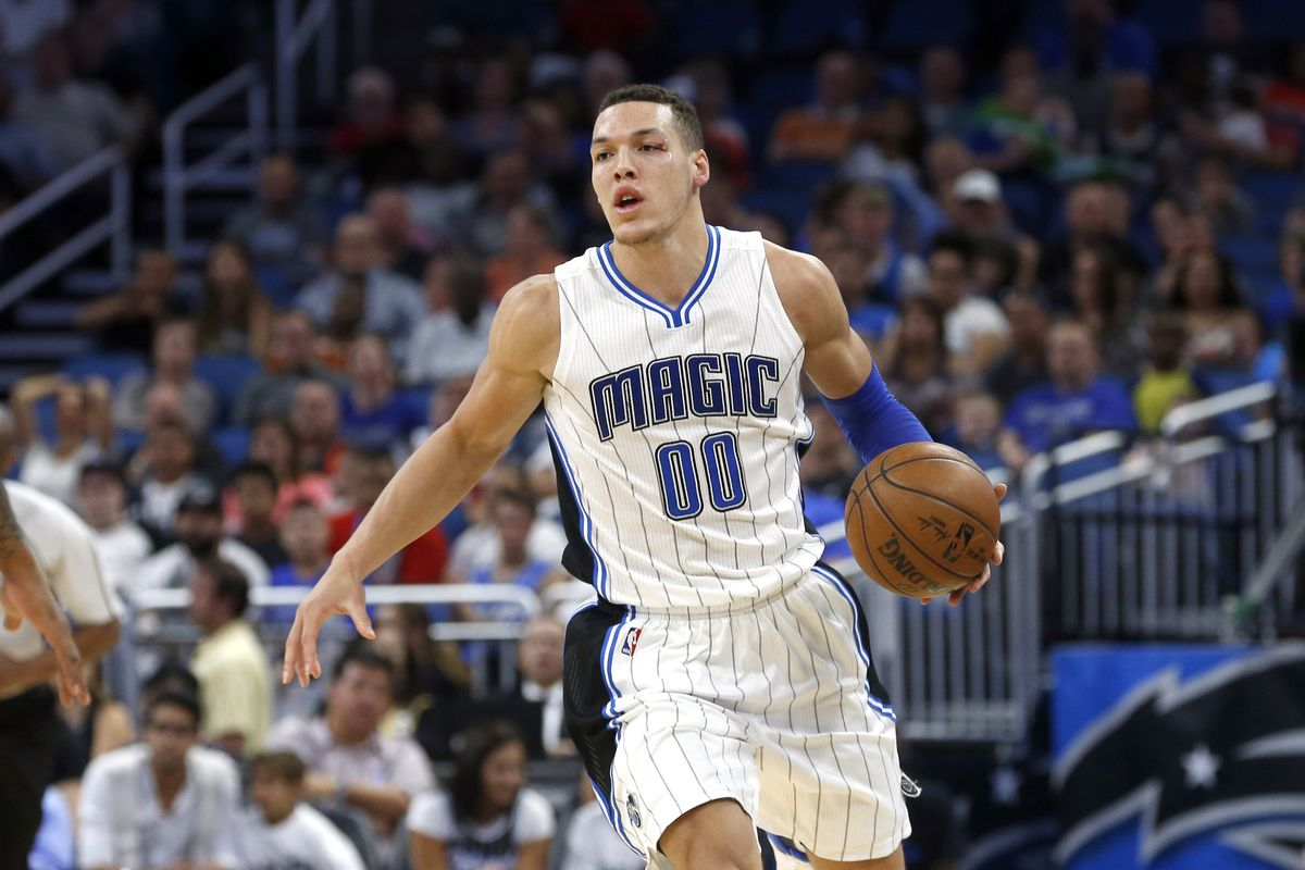 sports shoes 73422 4821c Aaron Gordon says he would've gone to the NBA straight out ...