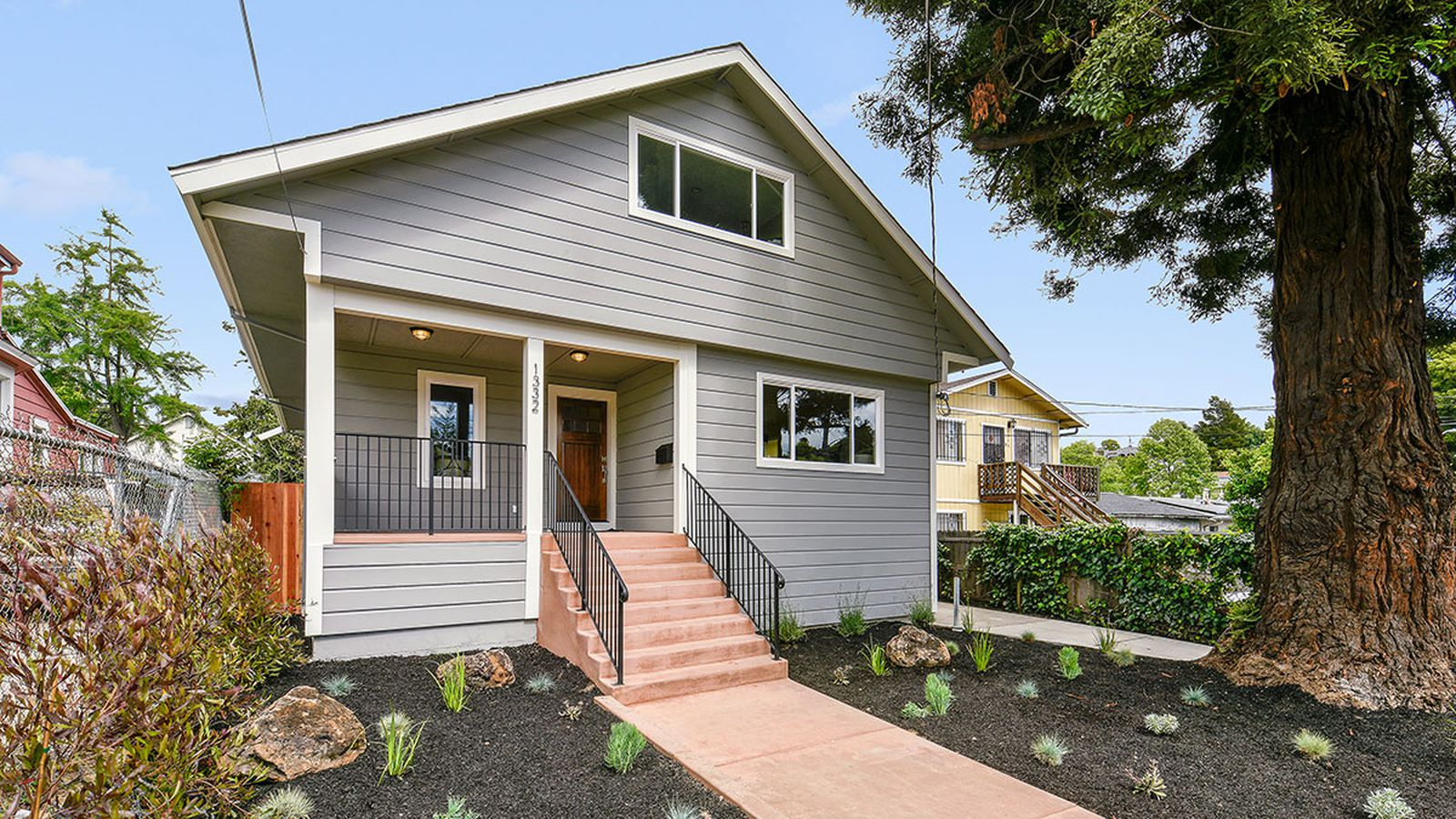 Craftsman style oakland home gets extreme makeover asks for New craftsman style homes for sale