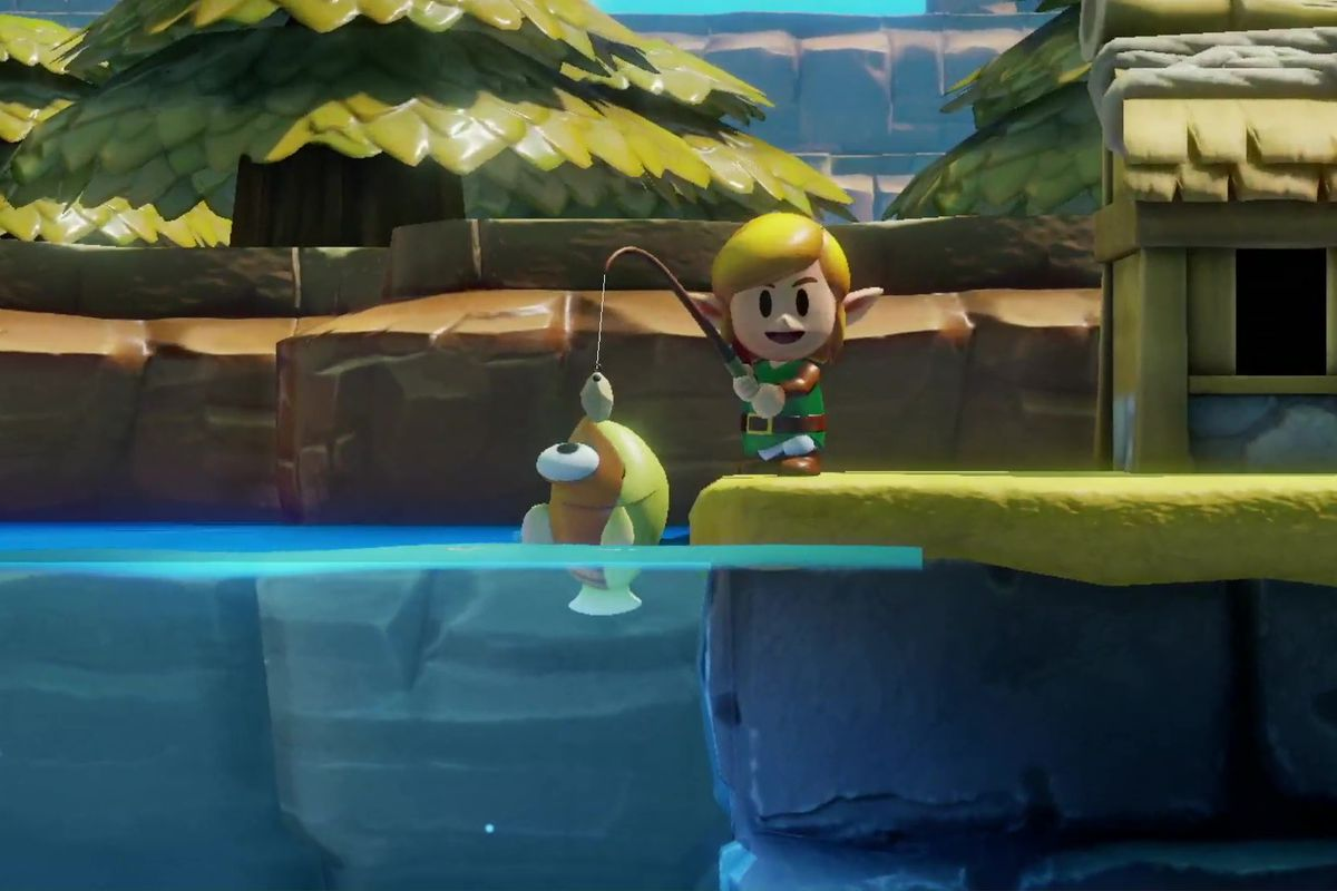 The Legend of Zelda: Link's Awakening gets release date