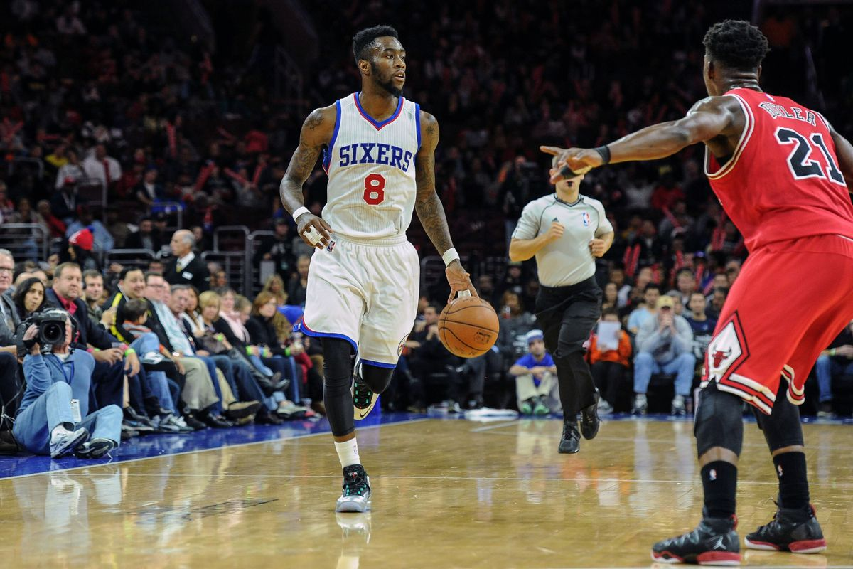 This is Tony Wroten's world and we're all just living in it.