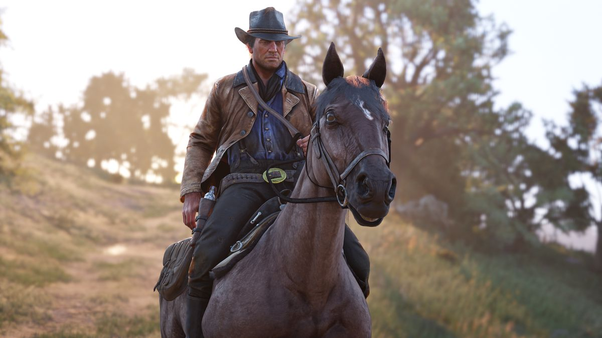 Red Dead Online battle royale is slow, tense, and nothing