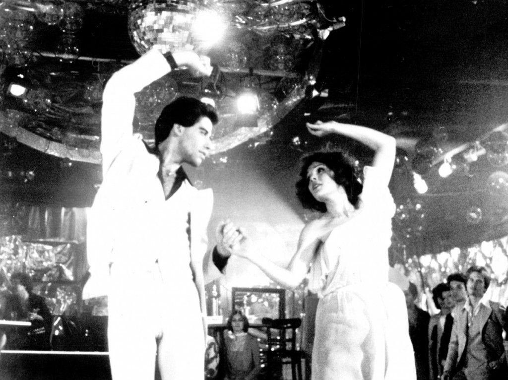 "Robert Stigwood produced ""Saturday Night Fever,"" which starred John Travolta and Karen Gorney. | FILE PHOTO"
