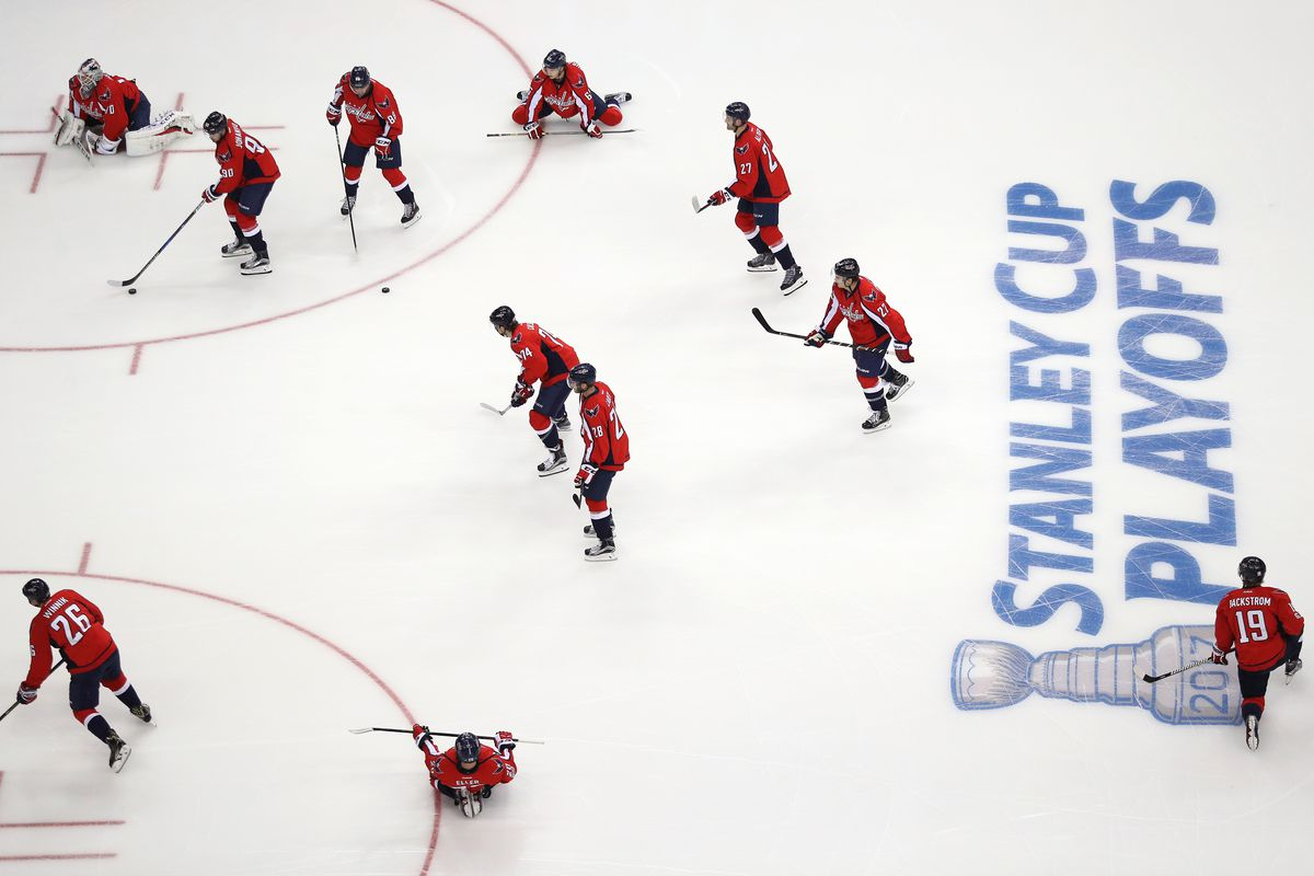 Capitals vs. Blue Jackets Playoff Schedule 2018  Round 1 Dates and Times 680bbb21c05