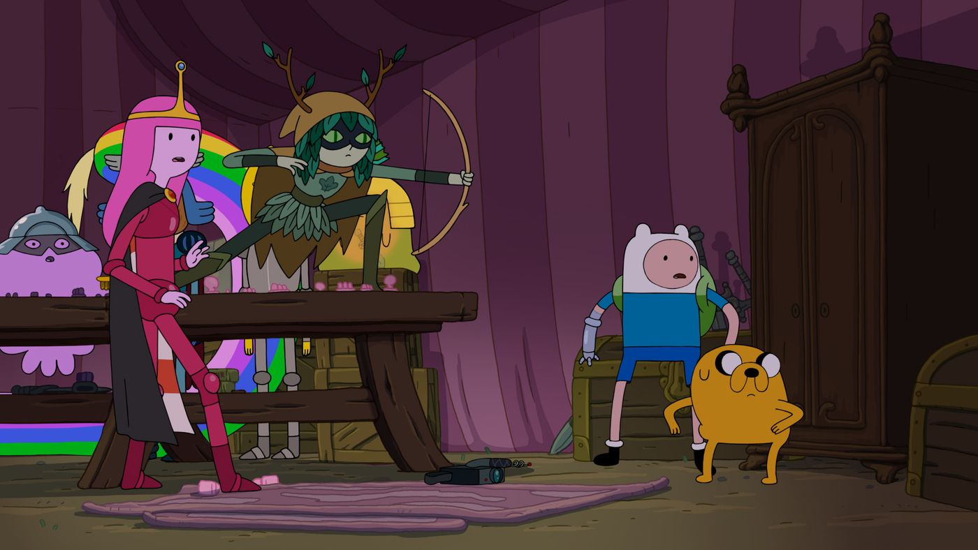 Adventure Time series finale review: joyful, faithful, and