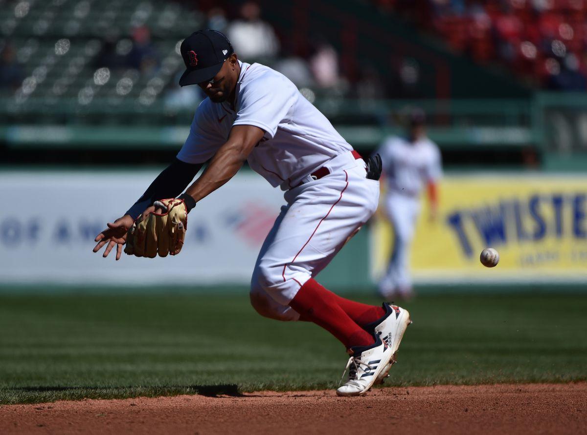 MLB: Baltimore Orioles at Boston Red Sox