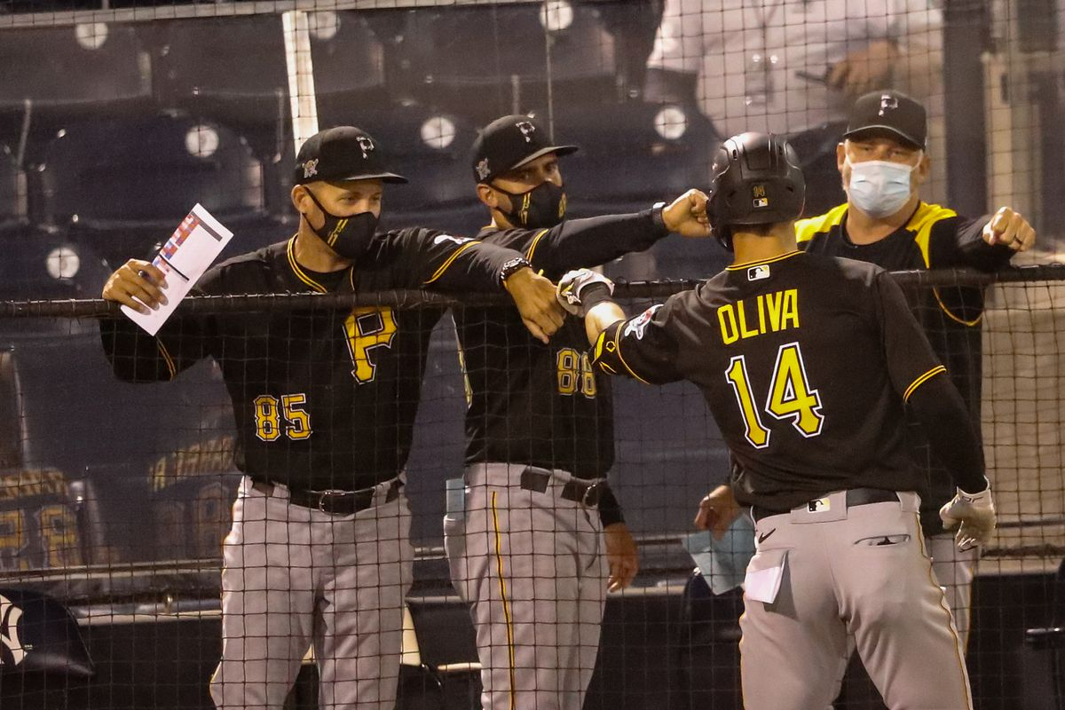 MLB: Pittsburgh Pirates at New York Yankees