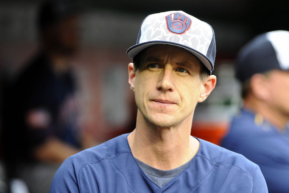 Craig Counsell faces a tough task in the second half for the Brewers to reach 70 wins.