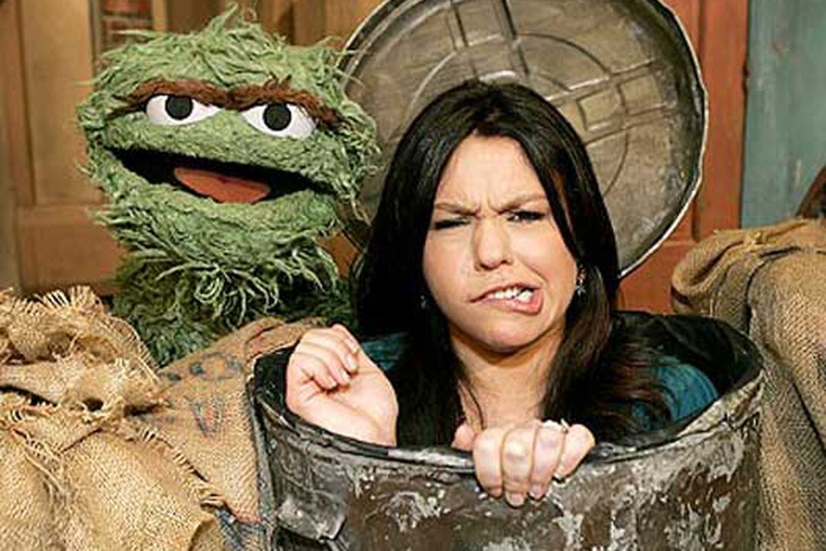 Rachael Ray: New queen or new grouch?