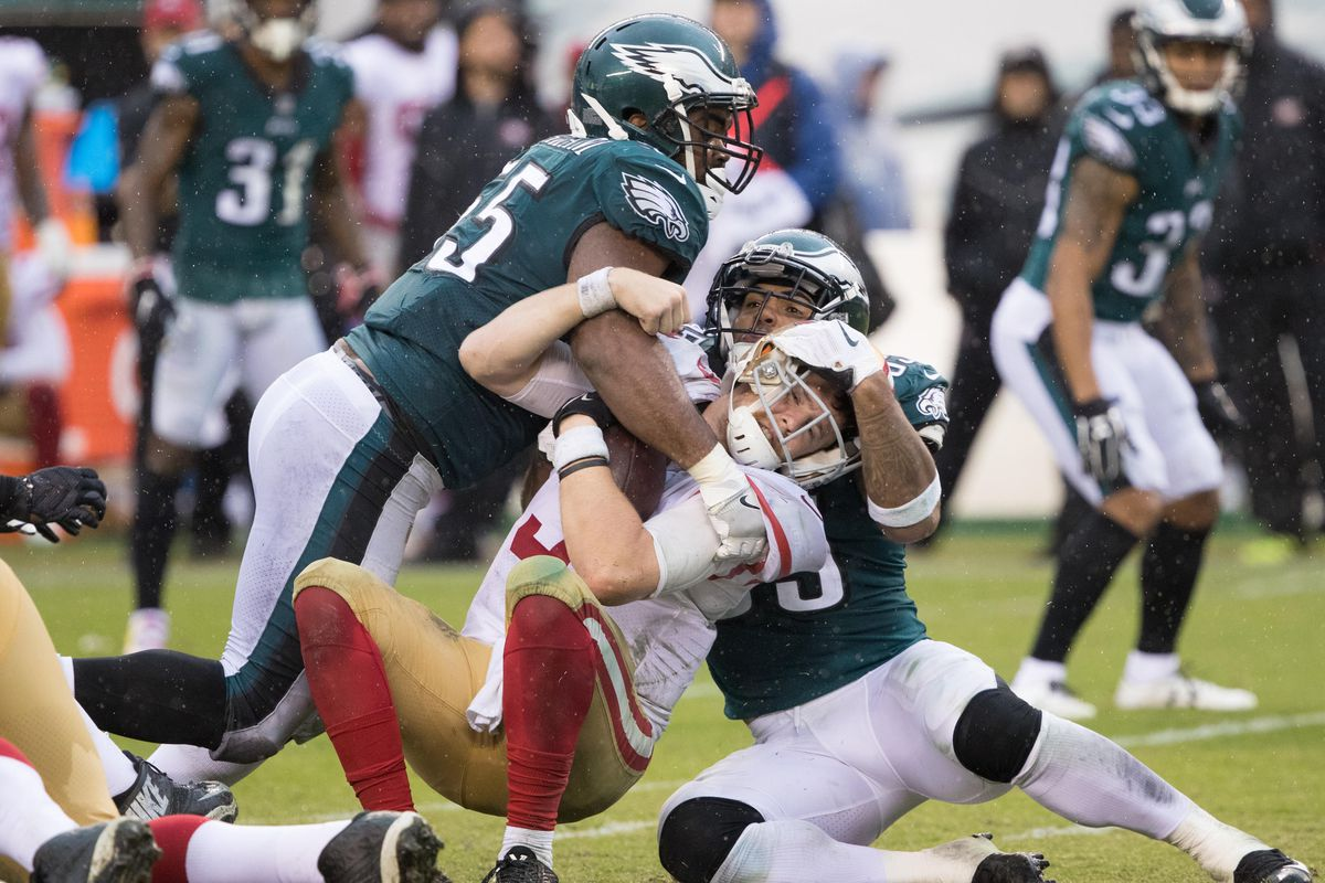 49ers Eagles Final Score Injuries And Ugly Offense Inflict Major Cost Niners Nation