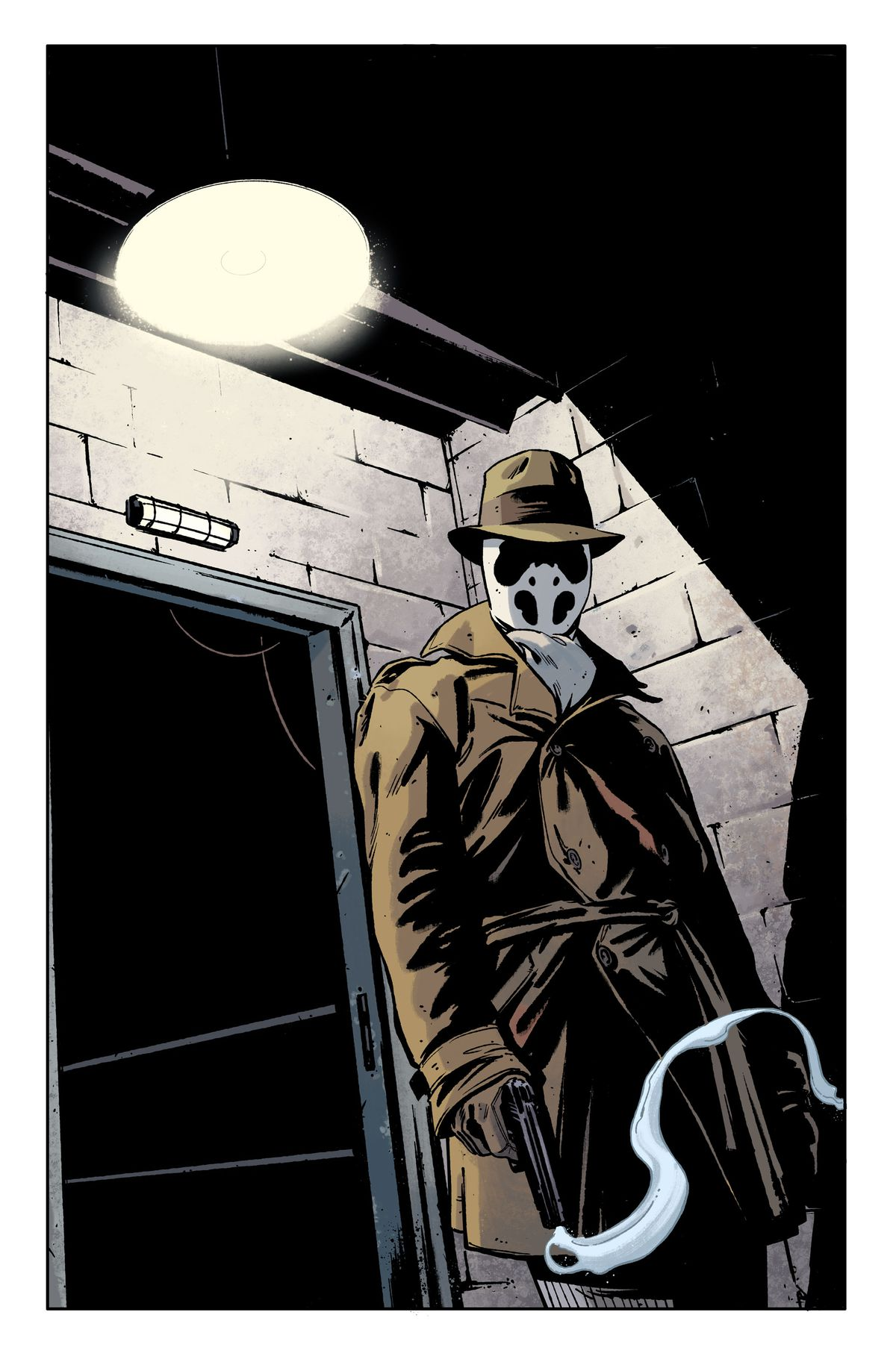 Rorschach #1 variant cover