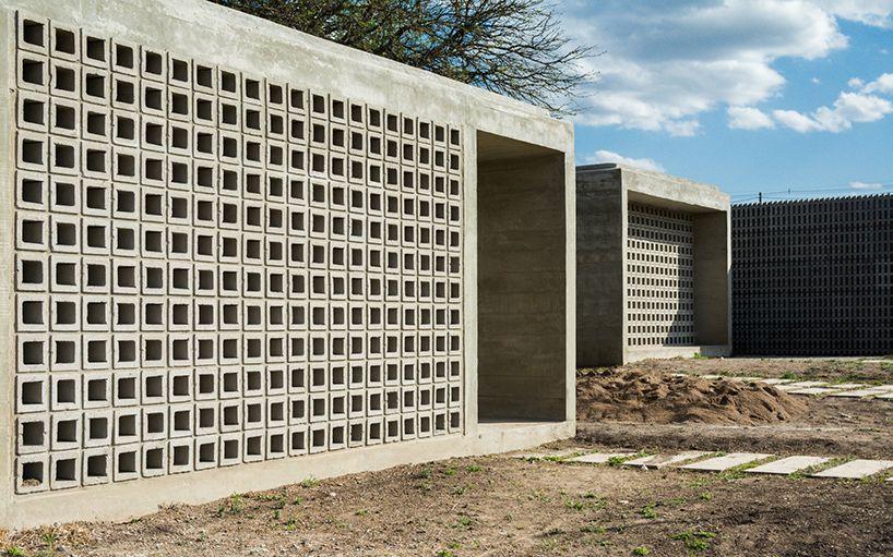 Concrete homes offer modern design on a budget in Argentina
