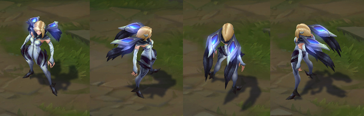 Invictus Gaming's World Champion skins hit the League of Legends PBE