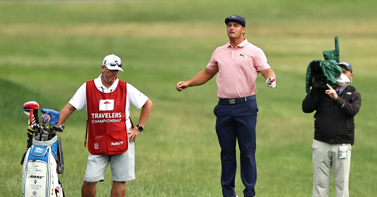 Full list of odds for the 2021 Travelers Championship