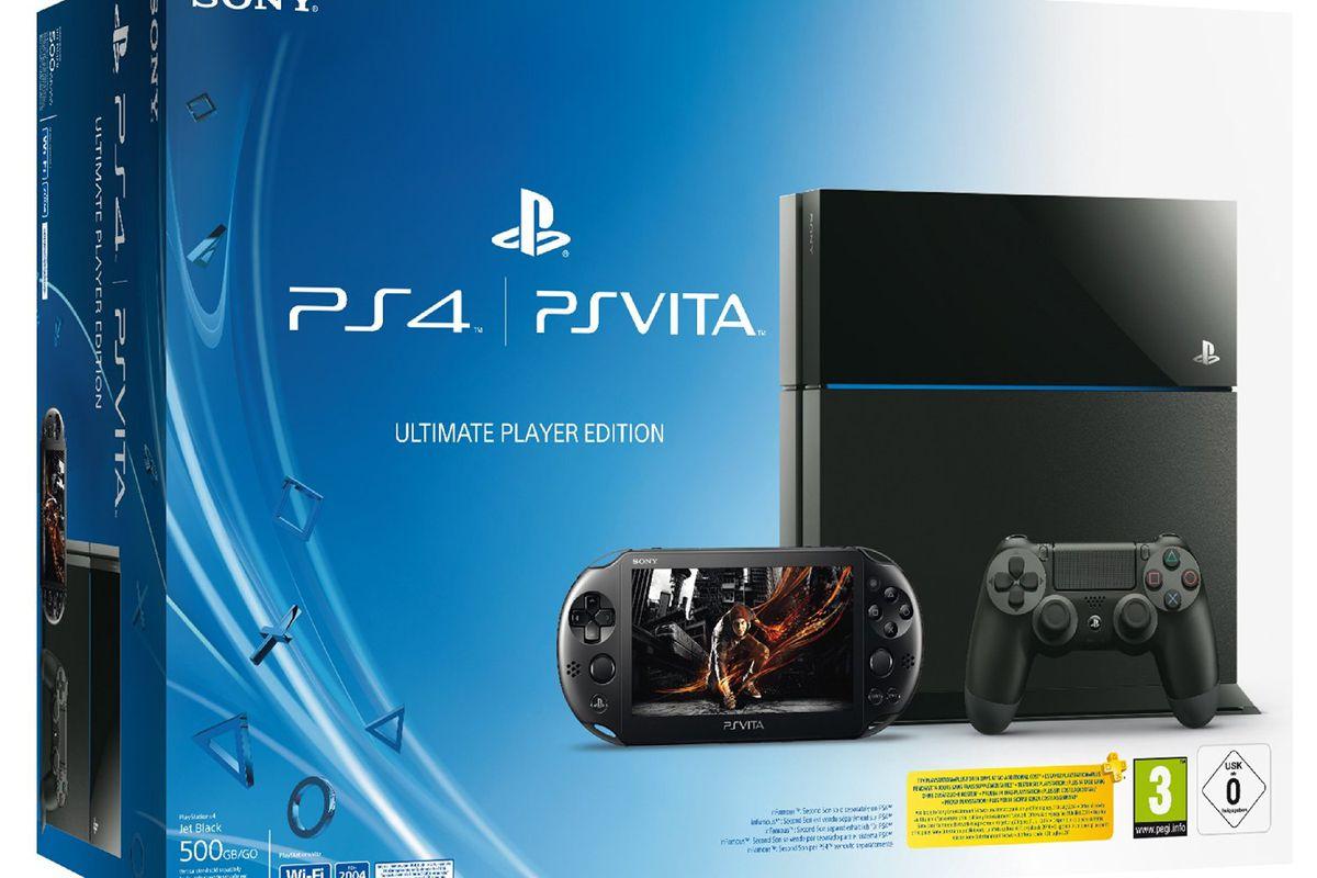 PlayStation 4, PS Vita bundle appears on Amazon France - Polygon