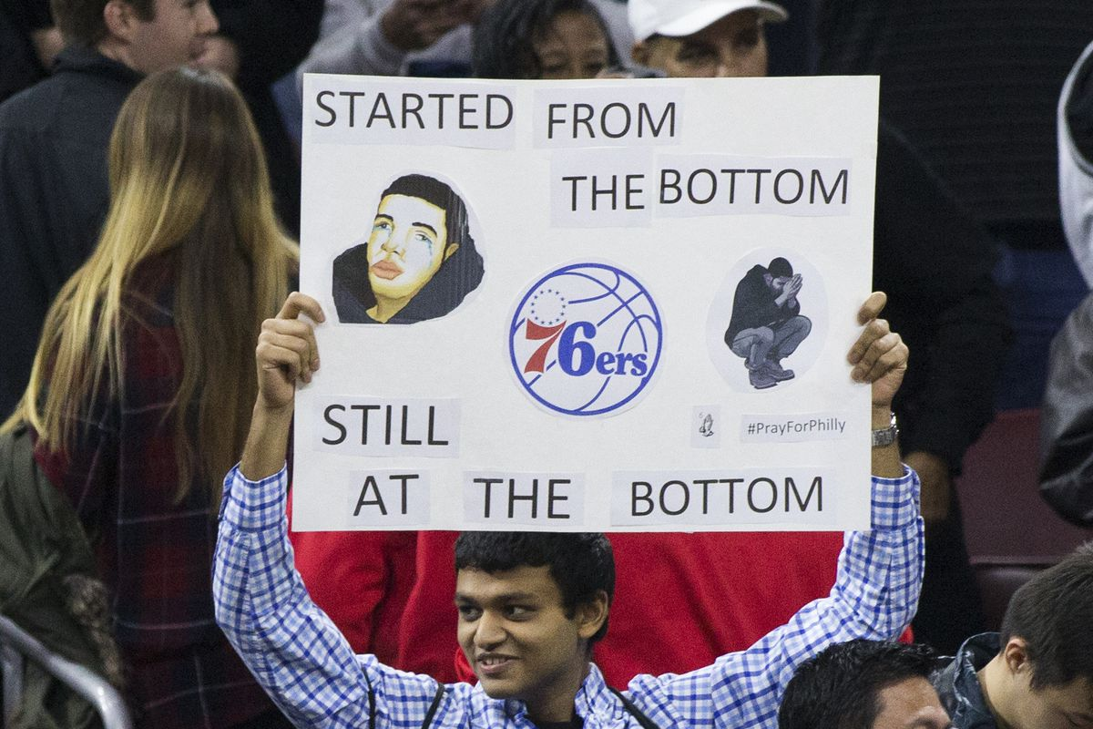 The Sixers Could Still Match The Worst Nba Record Ever Sbnation Com