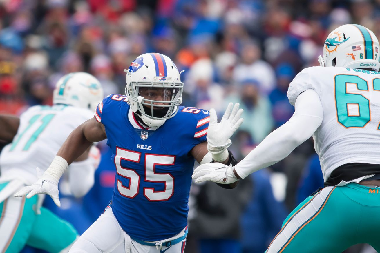 How much money will the Buffalo Bills save by cutting Jerry Hughes?