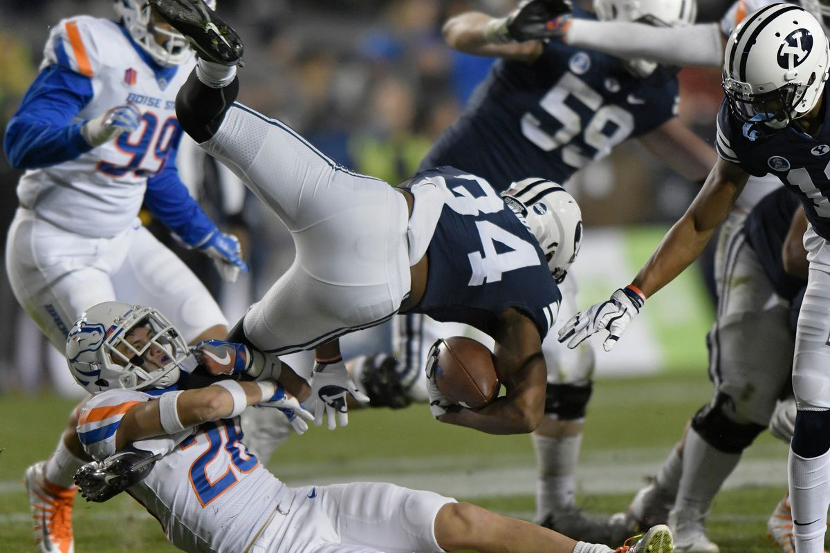 BYU vs. Boise State 2019: Odds, betting lines and computer predictions