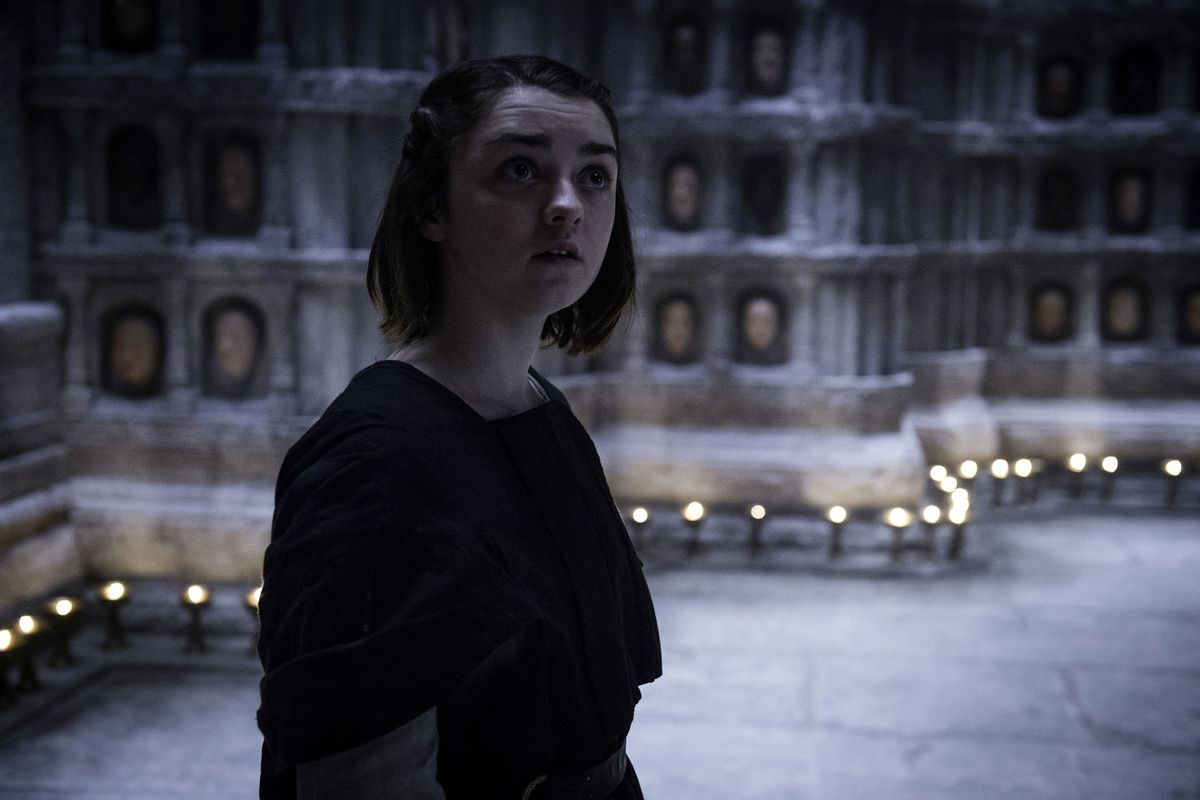Arya is going to have the BEST Halloween costume.