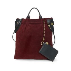 """Mayle Agnes tote, <a href=""""http://www.clubmonaco.com/product/index.jsp?productId=32765686"""">$295</a>"""