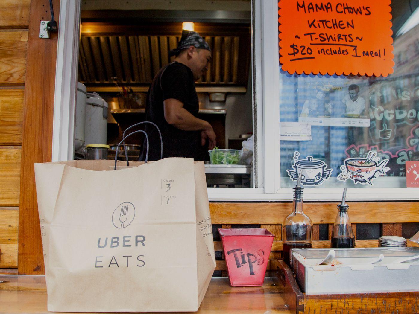 UberEats Now Delivering Food in Portland - Eater Portland