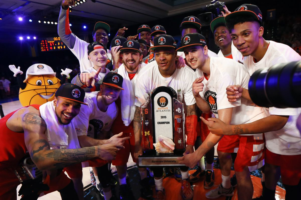 2016 17 College Basketball Early Season Tournaments Events And