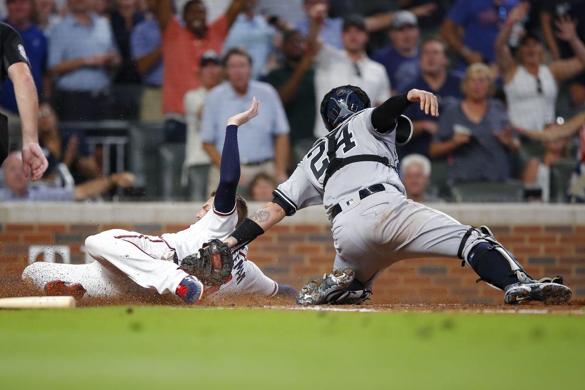 New York Yankees v Atlanta Braves