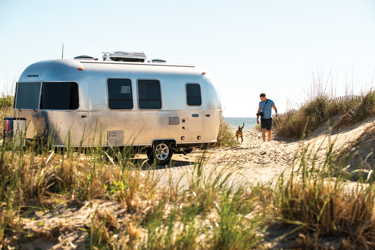 Airstream Travel Trailers >> Airstream Debuts Two New Compact Travel Trailers Curbed