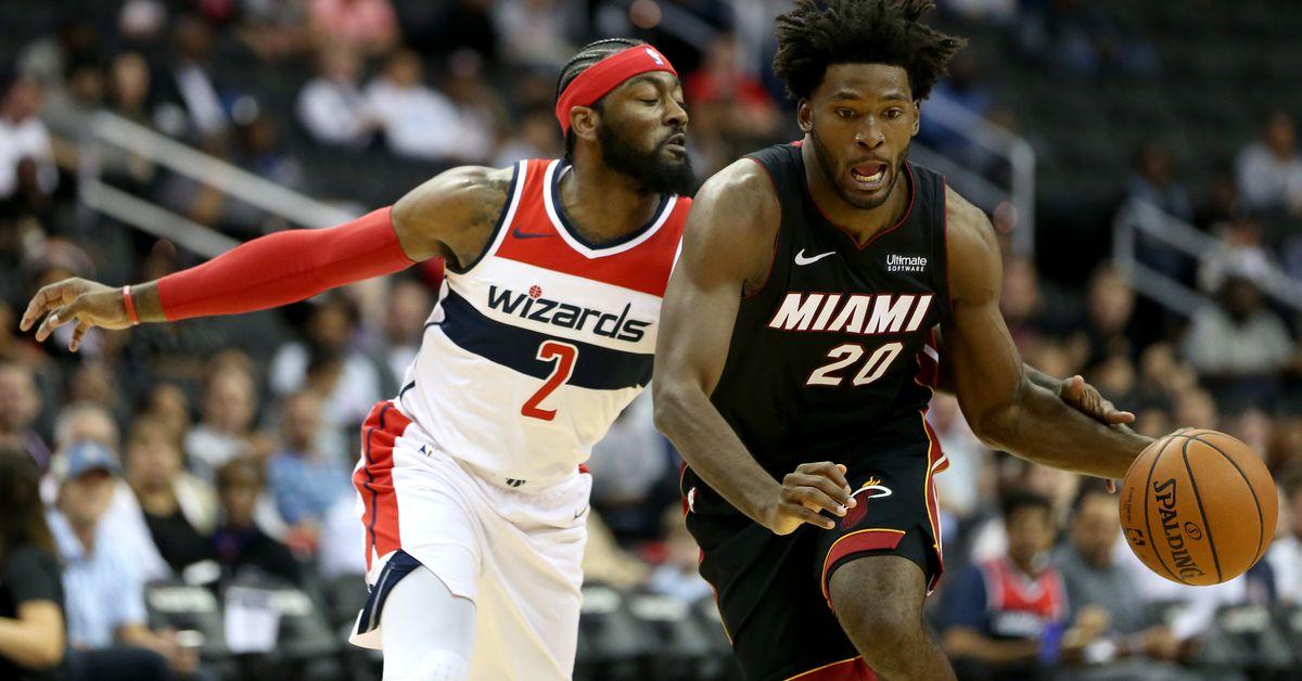 Preview: Wizards look to beat Heat in regular season opener