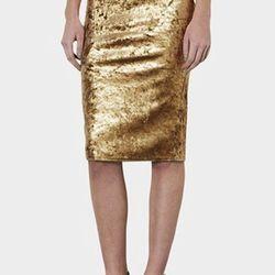 "Topshop Metallic Foil Velvet Tube Skirt, <a href=""http://shop.nordstrom.com/S/topshop-metallic-foil-velvet-tube-skirt/3679520?origin=keywordsearch-personalizedsort&contextualcategoryid=2375500&fashionColor=&resultback=3008&cm_sp=personalizedsort-_-searchr"