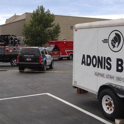 One man operating the bronze kiln was killed from an explosion of steam at the Adonis Bronze company in Alpine Thursday, July 12, 2012. Three others were injured and are in stable condition at American Fork Hospital. The victim was man, 35-45 years old.  A building was evacuated, including the art gallery where a wedding luncheon was going on.