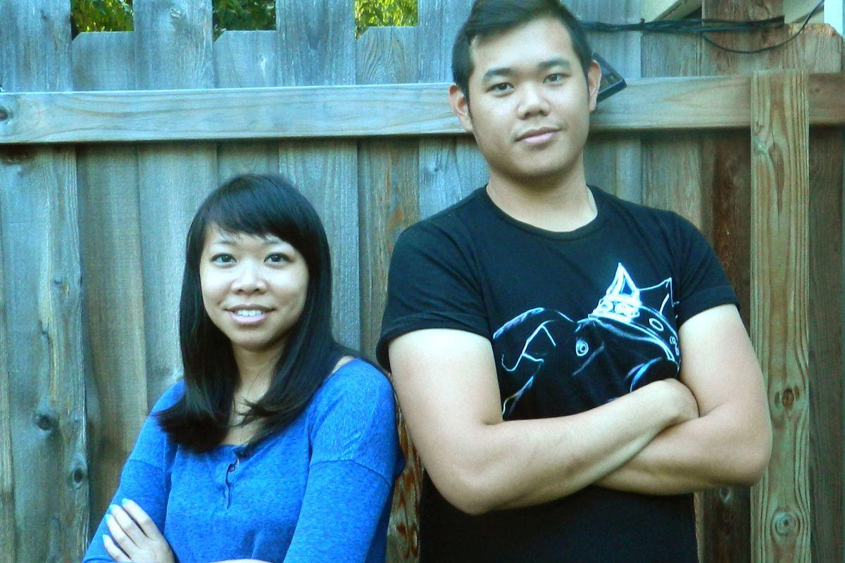 Jenn and Fred Noinaj