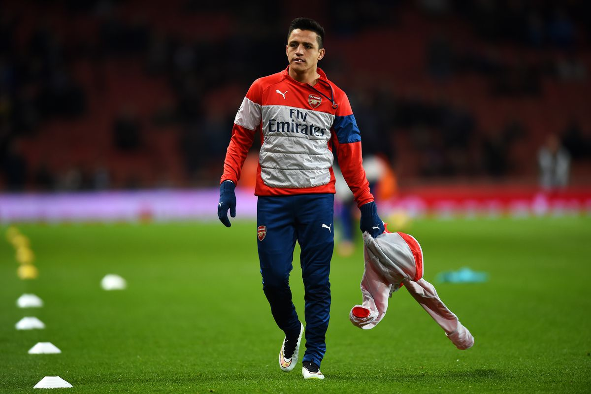 Arsenal Reject 50 Million Bid For Sanchez