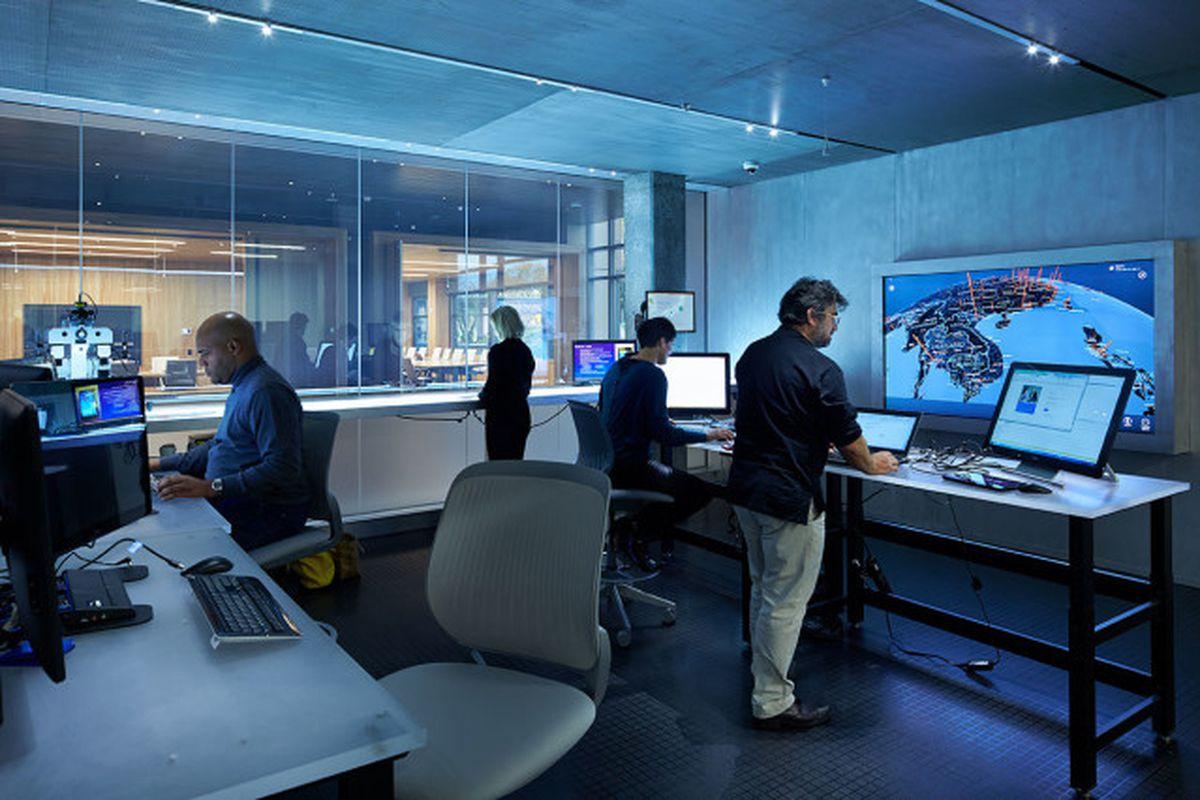 Microsoft S New Cybercrime Center Battles Malware In Csi
