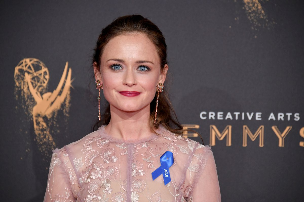 Alexis Bledel won her first Emmy for Guest Actress in a Drama