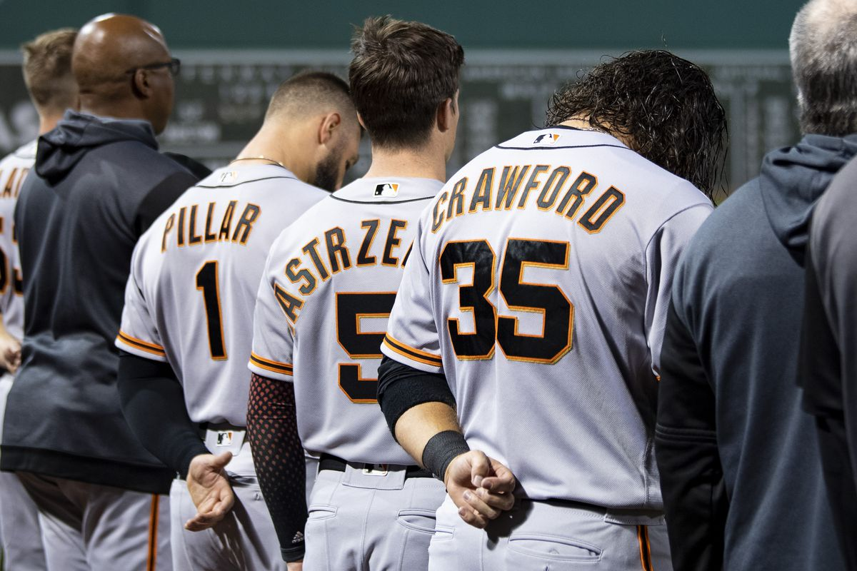 cheap for discount a614f e55e0 Who's coming back next year? - McCovey Chronicles