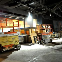Stoney's Rockin' Country plans to open Oct. 25.