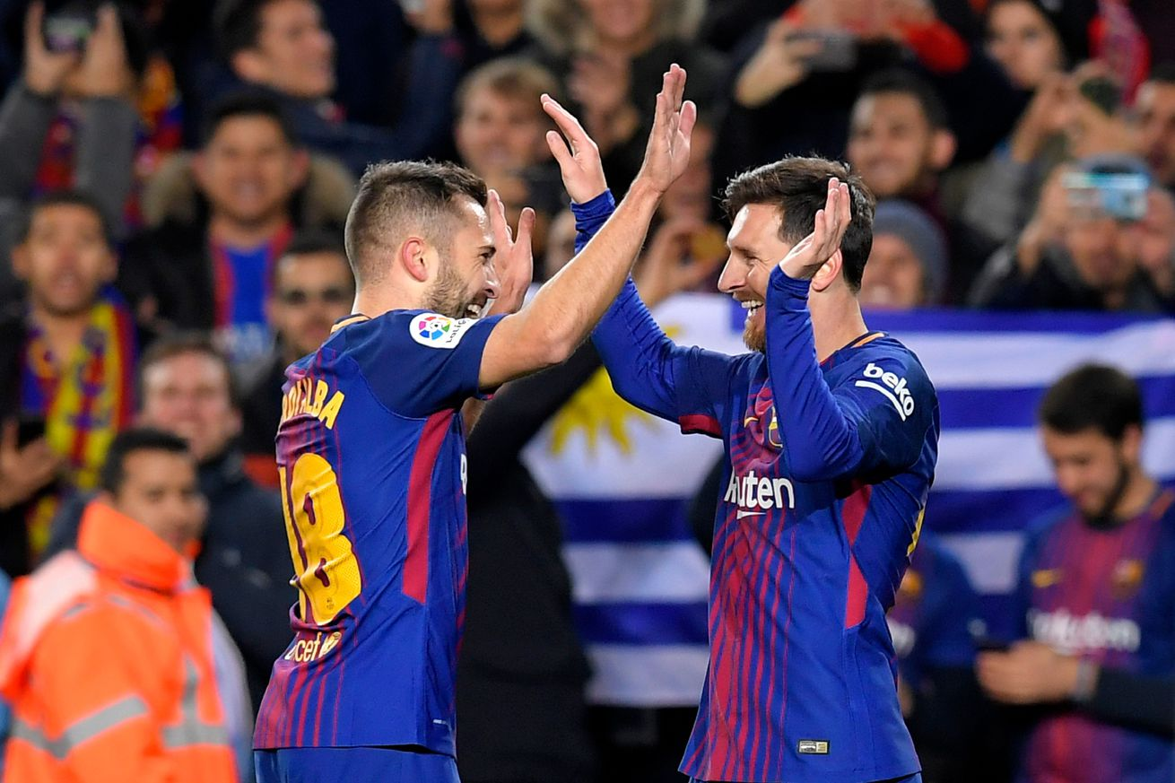 Barcelona vs Celta Vigo, Copa del Rey: Final Score 5-0 (agg 6-1), Messi and Alba put on a show