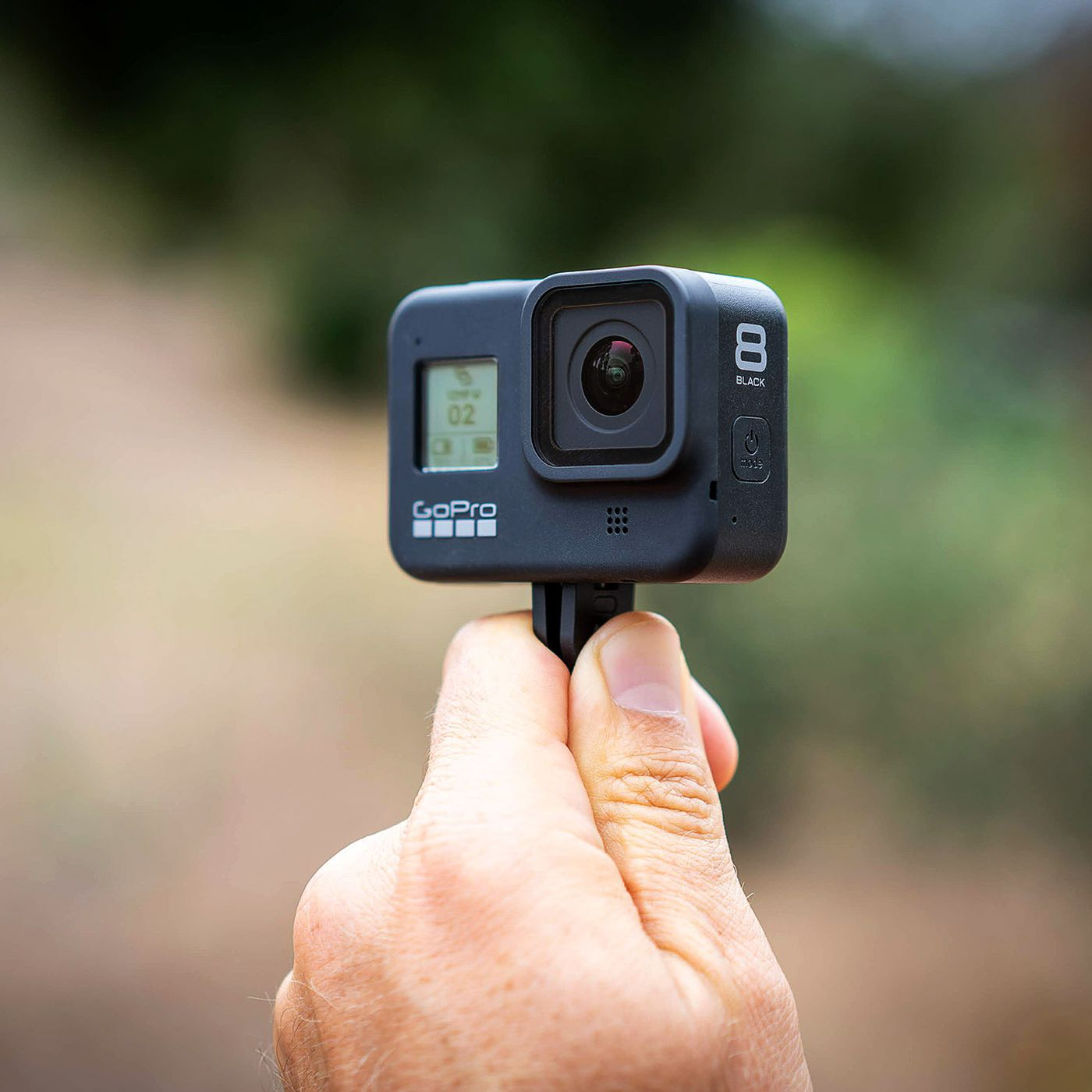 Gopro Hero 8 Black Review Smooth Operator The Verge