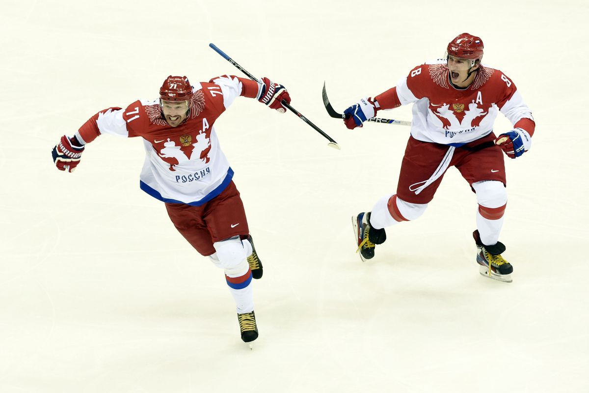 Richard Mackson-USA TODAY Sports. Team Russia might have a damn good chance  at coming out ahead at the 2016 World Cup of Hockey. 297ac7496