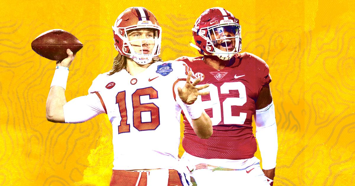 Alabama vs. Clemson 2019 pick & preview with advanced ...