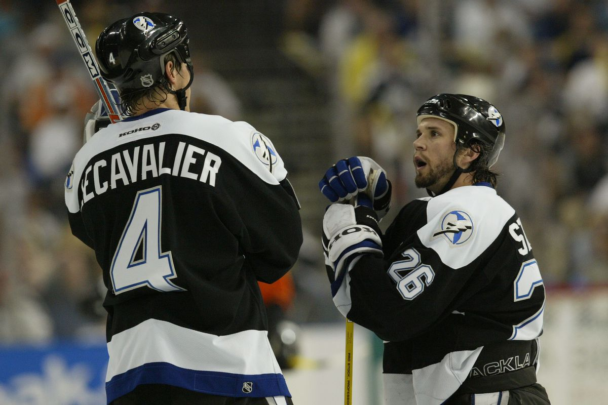 Flyers v Lightning Game 1