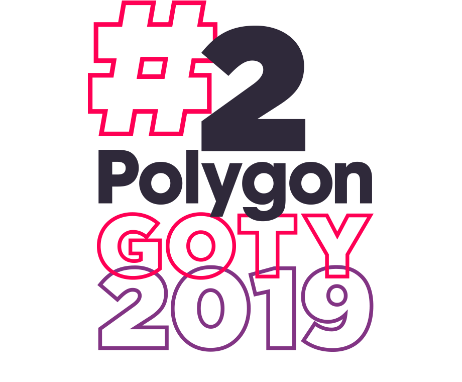 #2 Polygon GOTY 2019 artwork