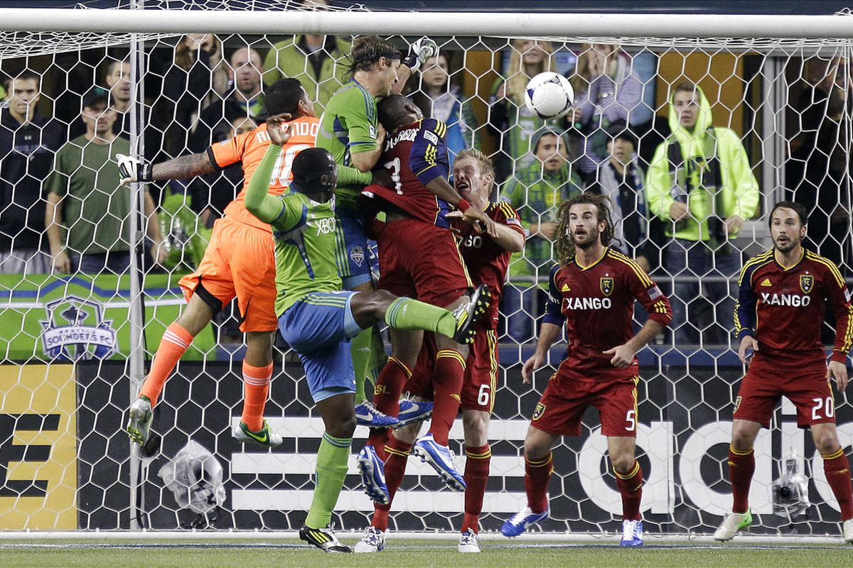 Real Salt Lake is set to face the Seattle Sounders tonight in the second leg of the Western Conference semifinals.
