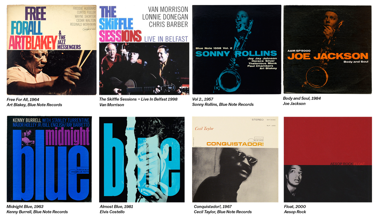 "How one designer created the ""look"" of jazz - Vox"