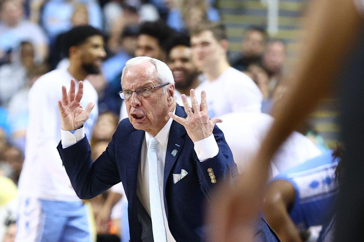 NCAA Basketball: ACC Tournament-North Carolina vs Virginia Tech