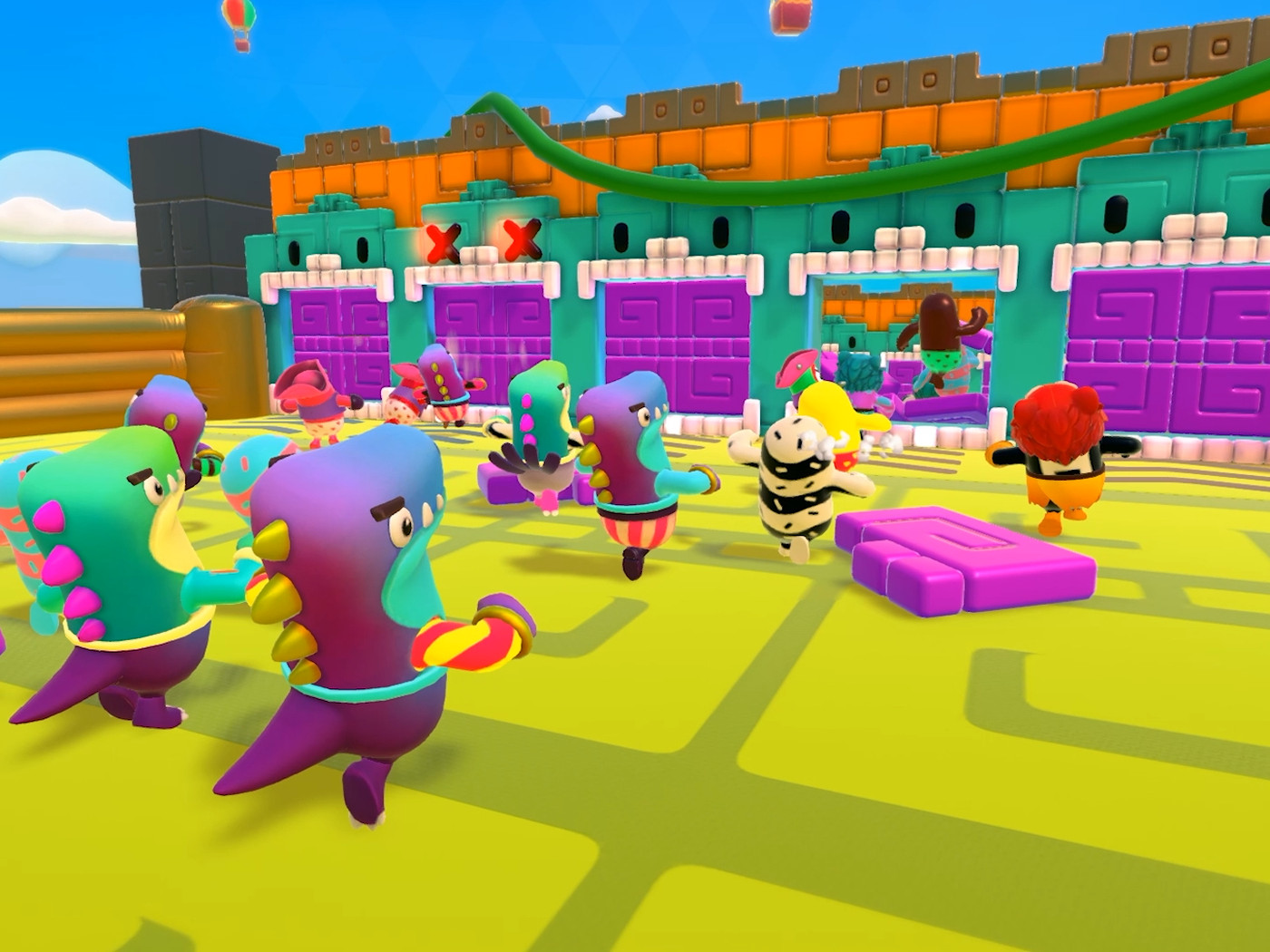 Fall Guys: Ultimate Knockout review: the perfectly chaotic battle royale - Polygon